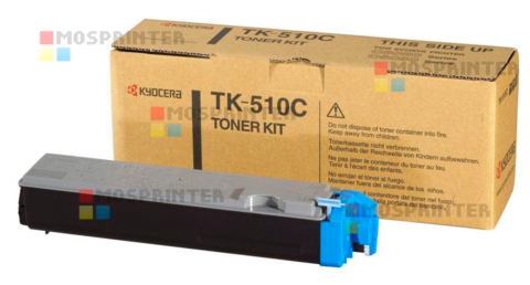 TK-510C для Kyocera Mita FS C5020/C5030