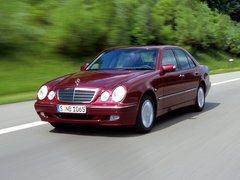 Чехлы на Mercedes-Benz E-klasse W210 1995–2001 г.в.