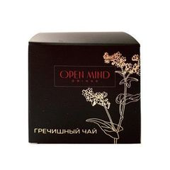 Open Mind, Гречишный чай МИНИ, 50г (рассыпной чай)