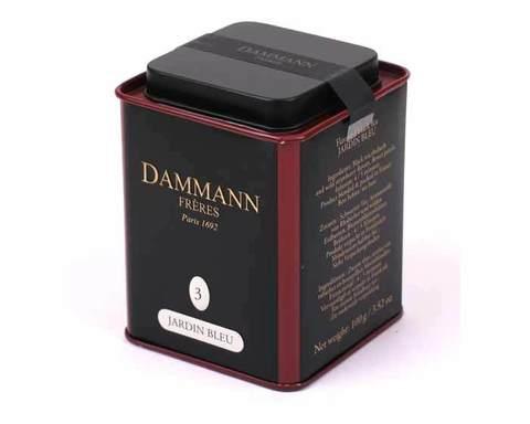 Чай черный Dammann Jardin Bleu, 100 г