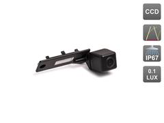 Камера заднего вида для Volkswagen Jetta V Avis AVS326CPR (#100)