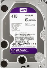 "Жесткий диск WD Purple WD40PURZ, 4Тб, HDD, SATA III, 3.5"""