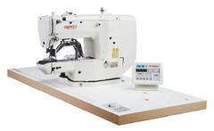 Фото: Закрепочная промышленная швейная машина Gemsy GEM 1900 B-JH