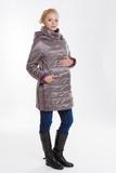 Куртка для беременных 05181 капучино
