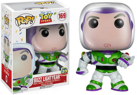 Buzz Lightyear Toy Story Funko Pop! Vinyl Figure || Базз Лайтер