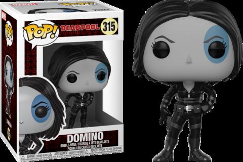Фигурка Funko Pop! Marvel: Deadpool - Domino