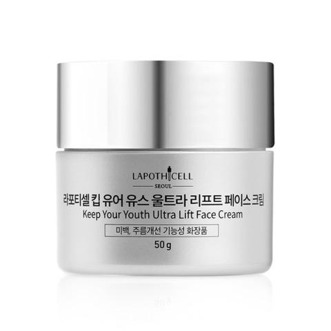 Антивозрастной Пептидный Крем Для Лица LAPOTHICELL Keep Your Youth Ultra Lift Face Cream