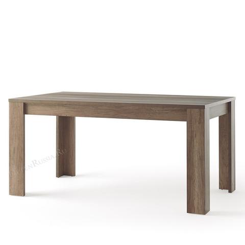 Обеденный стол DUPEN DT-19 Натурал KANSAS