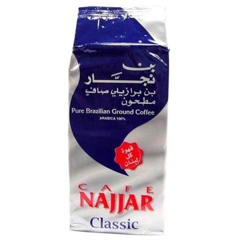 Арабский кофе натуральный молотый, Najjar, 450 г