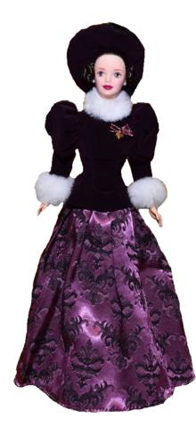 Кукла Барби Hallmark Holiday 1996
