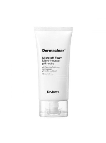 Пенка для умывания Dermaclear Dr.Jart+ Micro Foam Micro-Mousse Cleansing Foam 120ml
