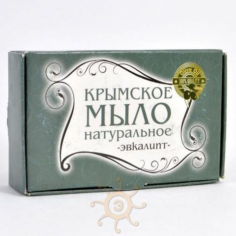 Мыло натуральное Эвкалипт Крымское, 85г