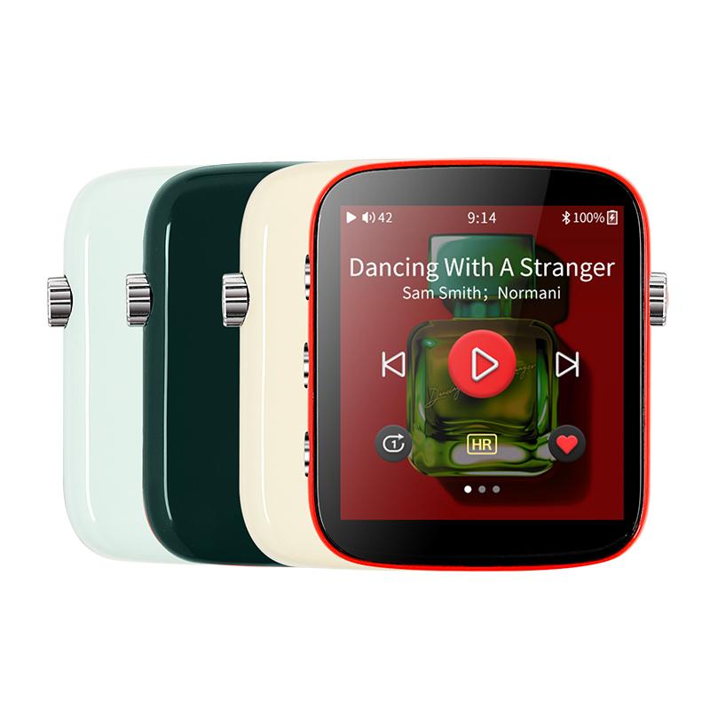 Shanling Q1 creamy white, портативный аудиоплеер