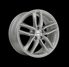 Диск колесный BBS SX 8.5x19 5x112 ET46 CB82.0 brilliant silver