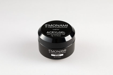 Monami Acryl Gel White 15g