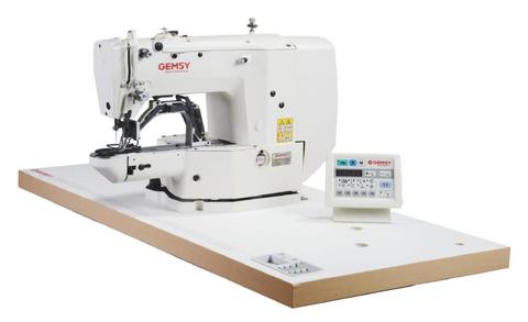 Закрепочная промышленная швейная машина Gemsy GEM 1900 B-JS   Soliy.com.ua