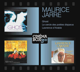 Maurice Jarre / Cinema Box: Ghost + Dead Poets Society + Lawrence D'Arabie (3CD)