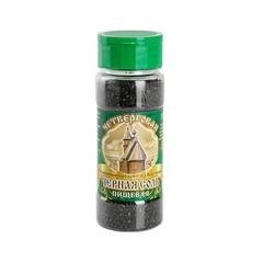 Соль Черная крупного помола в солонке 140гр  (Соло-Ко)