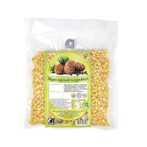ЭкоДиво орех кедровый 200 гр