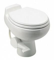 Туалет вакуумный SeaLand VacuFlush 548+ (12/24 В, белый)