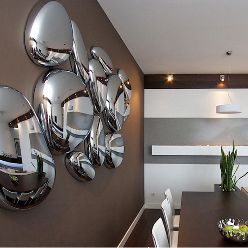 Потолочный светильник копия Skydro by Artemide (6 плафонов)