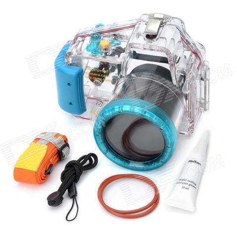 Бокс для подводной съемки для Sony NEX5 18-55 бокс подводный (аквабокс) Jnt 40m