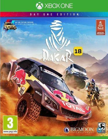 Xbox Store Россия: Dakar 18 (цифровой ключ, английская версия)