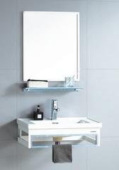 Комплект мебели для ванны River LAURA 805 BU голубой
