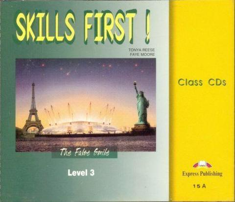 SKILLS FIRST 3 CL.CD (SET 2)