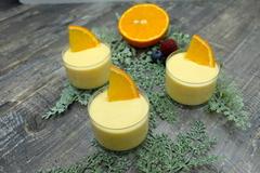 Мусс апельсиновый
