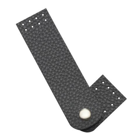 Застежка для сумки Серый