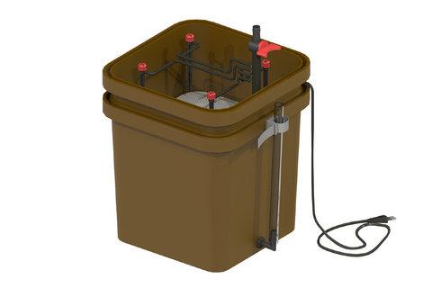 Гидропонная установка CubePot Single Drop