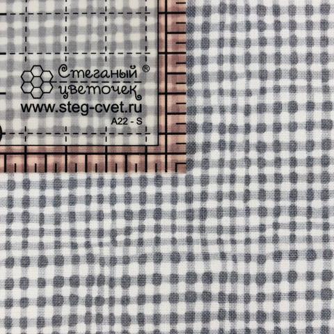 Ткань для пэчворка, хлопок 100% (арт. X0310)