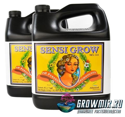 Advanced Nutrients pH Perfect Sensi Grow Parts A & B (5л)
