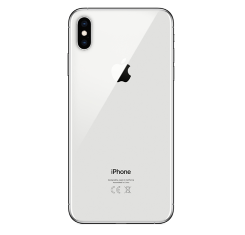 Купить iPhone Xs Max 512Gb Silver в Перми