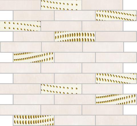 Декор Mosaic Baffin Beige Light  304х283 мм (шт.)