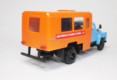 GAZ-53 Emergency Gas Service without flashers Kompanion 1:43