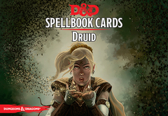 D&D Next: Spellbook Cards (Druid)