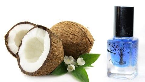 Масло с экстрактом ванили и кокоса 10 мл