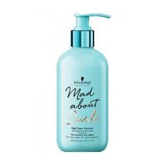 Очищающий пена-шампунь для всех типов вьющихся волос Schwarzkopf Mad About Curls High Foam Cleanser