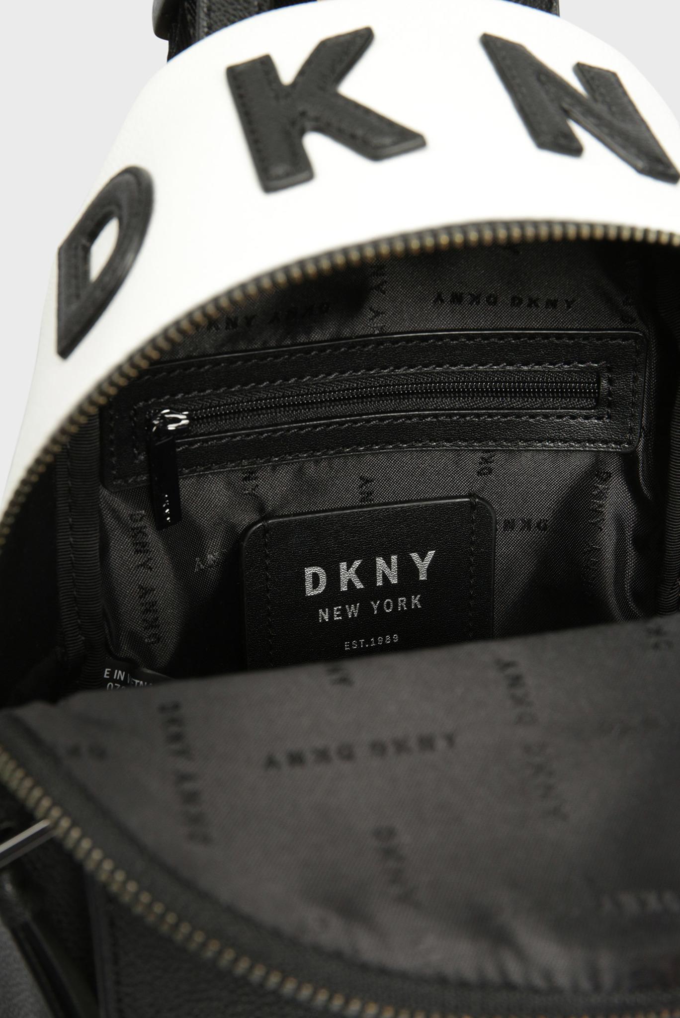 Женский черный рюкзак KAYLA DKNY