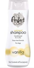 8in1 шампунь для собак PC Natural Oatmeal овсяный успокаивающий для кожи с ароматом ванили