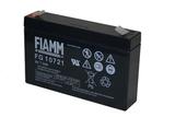 Аккумулятор FIAMM FG10721 ( 6V 7,2Ah / 6В 7,2Ач ) - фотография