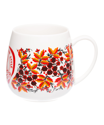 "VELIKOROSS mug ""Ripe blackberry"""