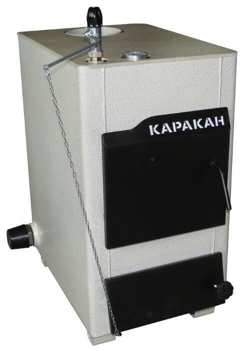 Котел комбинированный Стэн Каракан 20 с проточным водонагревателем