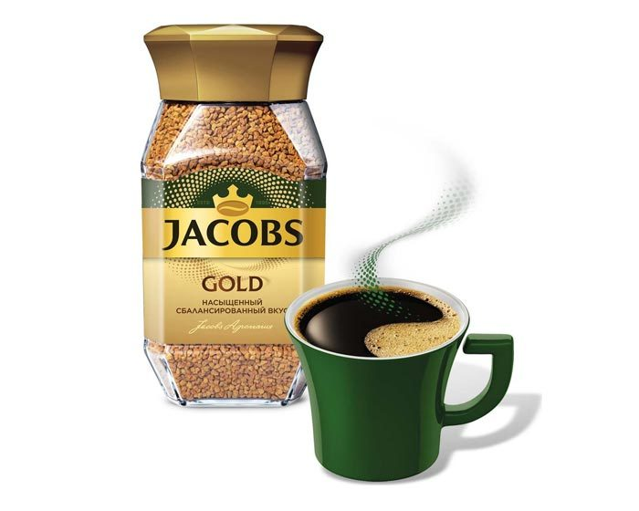 Jacobs Gold, 95 г