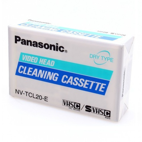 Чистящая кассета Panasonic Tape Head Cleaner NV-TCL20Е