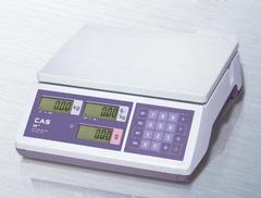 Весы торговые CAS ER JR-15 СВ без стойки до 15кг с АКБ