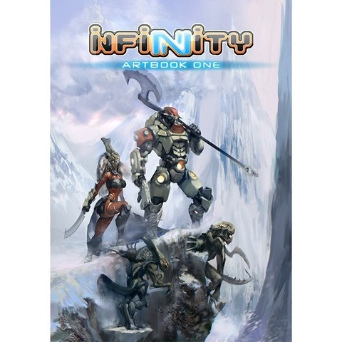 Infinity - Artbook One (ENG)