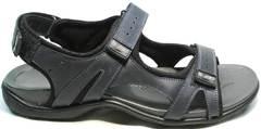 Кожаные сандалии мужские туристические Mi Lord 2066EKO Blue.